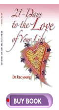 21 days to the love of your life book by kac young